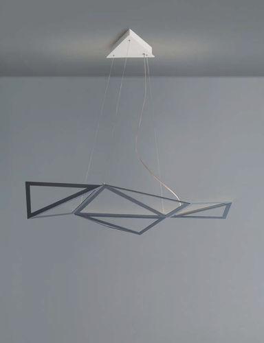 Pendant lamp / original design / metal STARLIGHT Karboxx