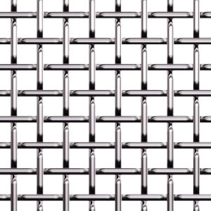 Facade woven wire fabric / square mesh / elongated mesh LOCKED CRIMPED  Costacurta S.p.A.-VICO
