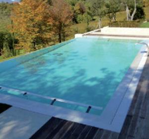 Swimming pool liquid waterproofing / polymer / flexible / UV ...