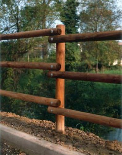 garden fence / for green spaces / playground / with bars