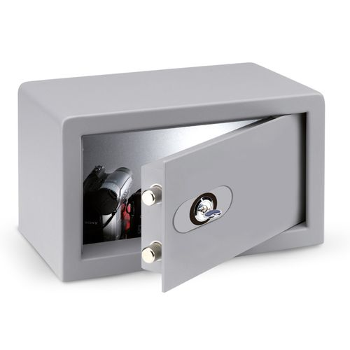 mechanical safe / free-standing / for hotel rooms