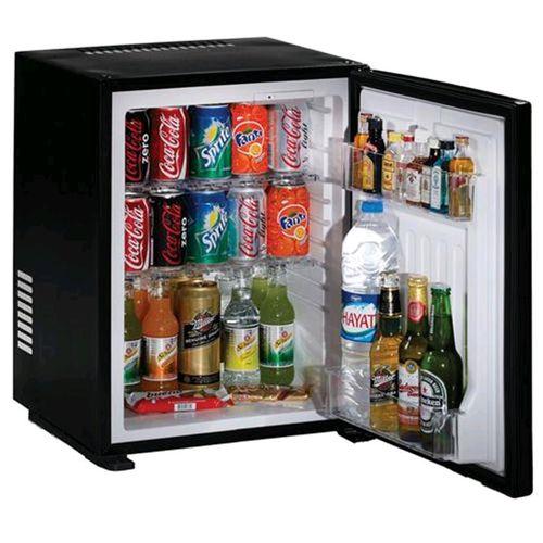 built-in minibar