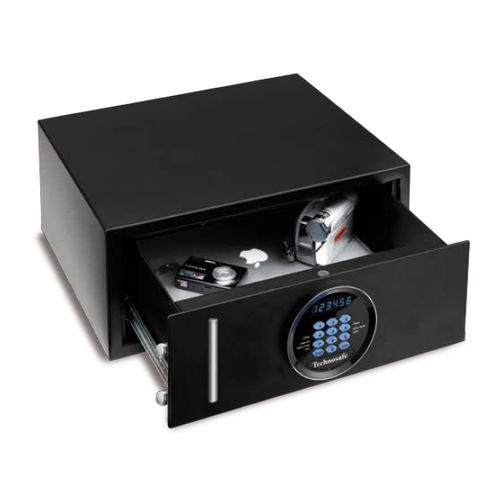 electronic drawer safe / built-in