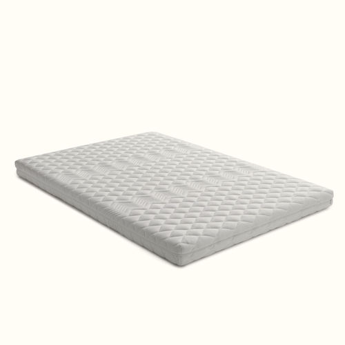 double mattress / foam / 160x200 cm / with washable removable cover