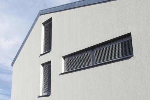 roller shutter / aluminum / window / door