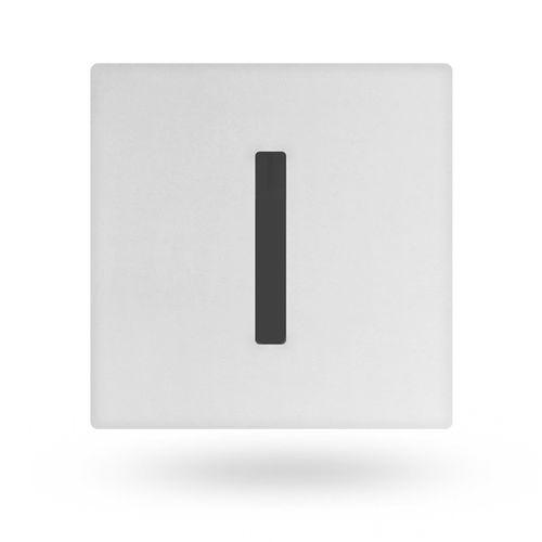sensor toilet flush / electronic / for urinals