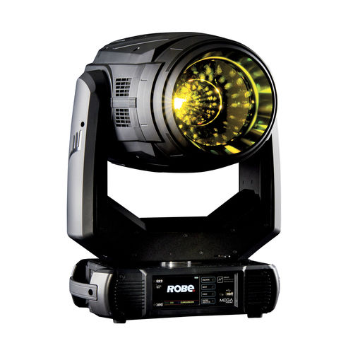 discharge lamp moving head spot / for stage lighting / wash / adjustable