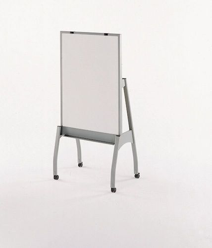 Magnetic board / self-supporting / on casters ABILITY Teknion