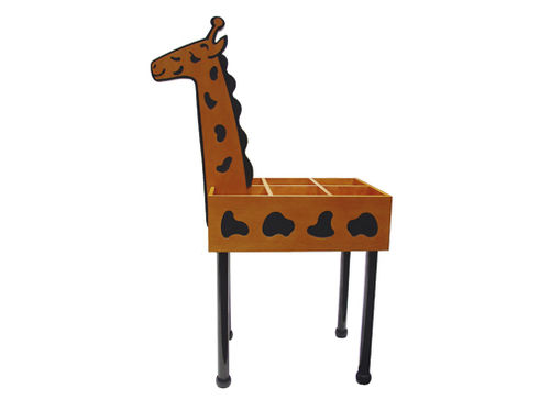 Original design bookcase / wood / school GIRAFFE TMC Furniture
