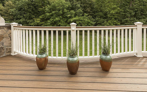 composite railing - Trex Inc.