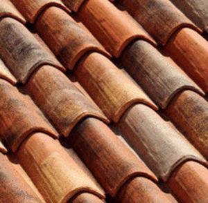 Roman roof tile / interlocking / clay COPPO DOMUS Monier Braas