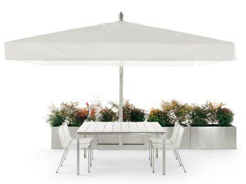 metal patio umbrella