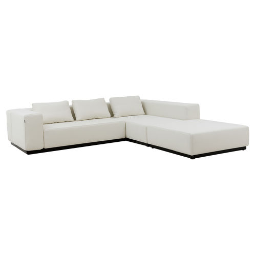 modular sofa / bed / contemporary / fabric