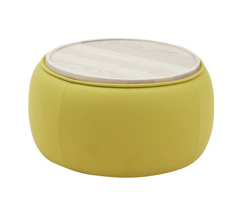 contemporary pouf - SOFTLINE
