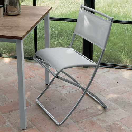 Contemporary chair / folding / painted metal / plastic YUPPIE PIEGHEVOLE Target Point New