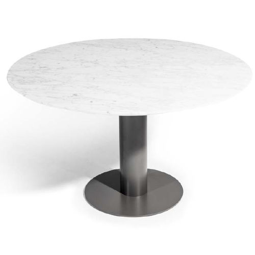 metal table base / contemporary / for restaurants