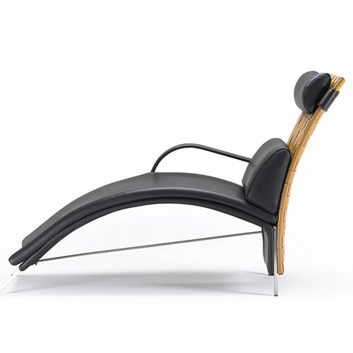 contemporary chaise longue - Zani Collezione Poltrone