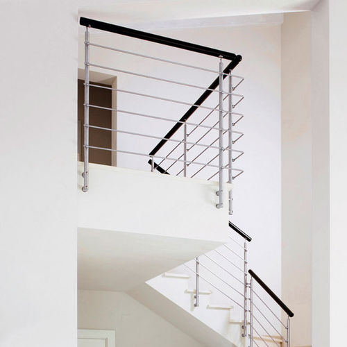 glass balustrade / indoor / for stairs