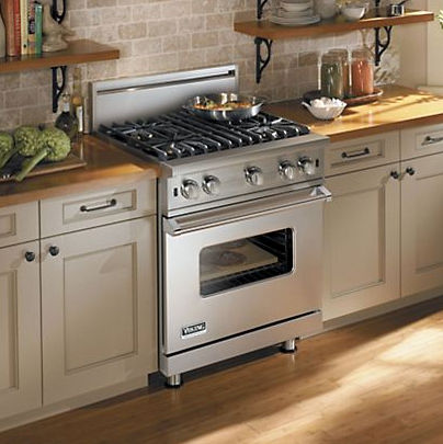 Gas range cooker / electric - VGCC : 30\