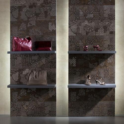 indoor tile / wall / porcelain stoneware / 30x90 cm