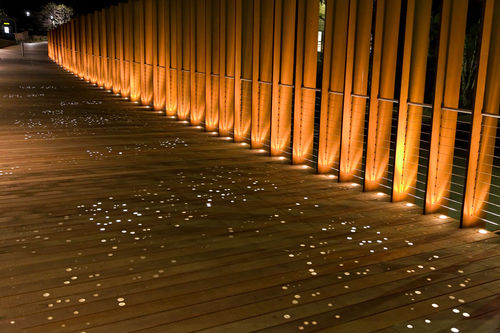 wooden balustrade - RONSTAN