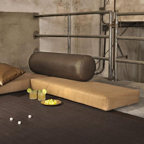 Contemporary rug / plain / cotton / jute ELEGANCE : BARCELONA NATURTEX
