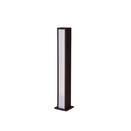urban bollard light / contemporary / galvanized steel / LED