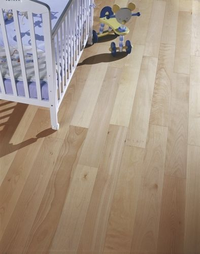 Engineered parquet flooring / floating / beech / natural oil CLASSIQUE Europlac