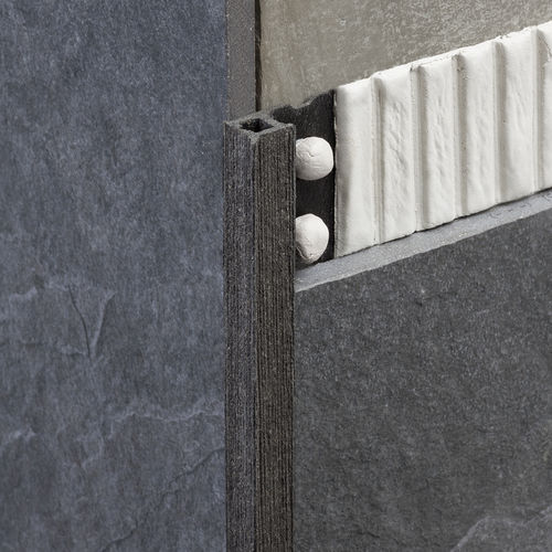 PVC edge trim / outside corner