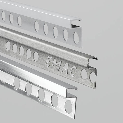 aluminum edge trim / for tiles