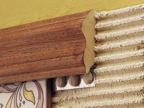 wooden listello