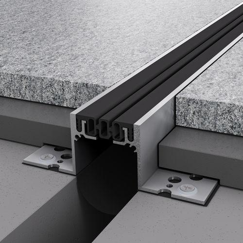 aluminum expansion joint - EMAC COMPLEMENTOS, S.L.