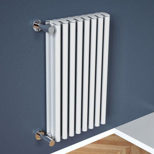 hot water radiator / aluminum / contemporary / tubular