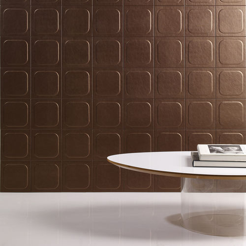 indoor tile / wall / leather / matte