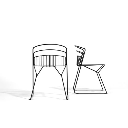 contemporary chair - LUXY
