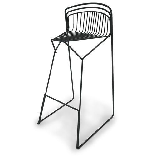contemporary bar stool - LUXY