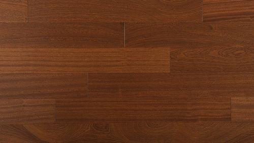Engineered wood flooring / glued / mahogany / semi-gloss AFRICAN MAHOGANY BRASS Mirage