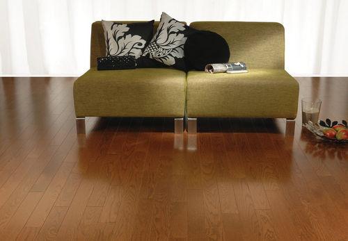 Solid wood flooring / engineered / glued / nailed RED OAK COLORADO Mirage