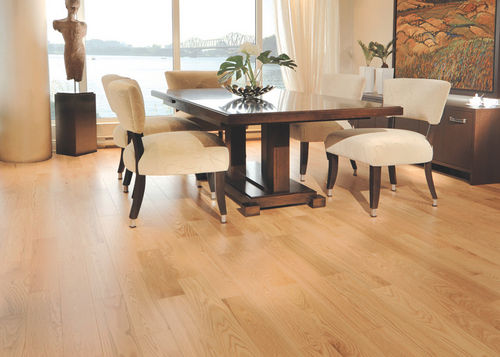 Solid wood flooring / engineered / glued / nailed RED OAK EXCLUSIVE Mirage