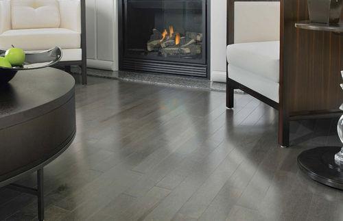 engineered parquet floor / solid / glued / nailed