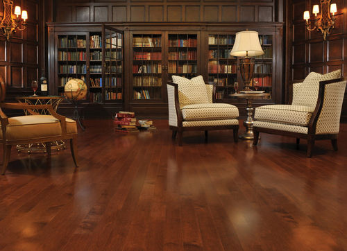 Engineered wood flooring / solid / glued / nailed MAPLE CANYON Mirage