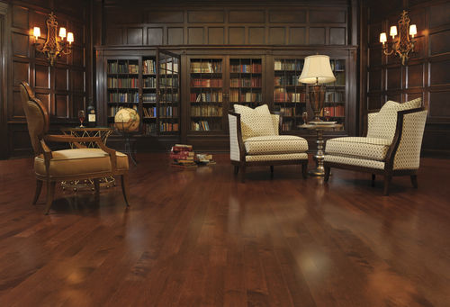 Solid wood flooring / engineered / nailed / glued YELLOW BIRCH CANYON Mirage
