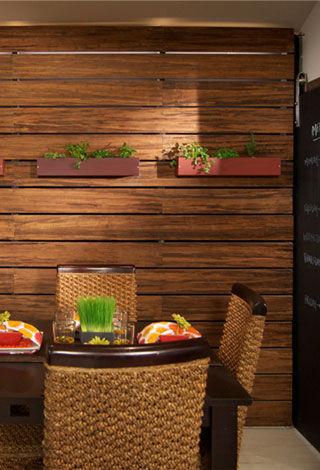 decorative panel wall mounted wood textured xcora strand teragren bamboo flooring panelsveneer worktops - Decorative Wood Panels