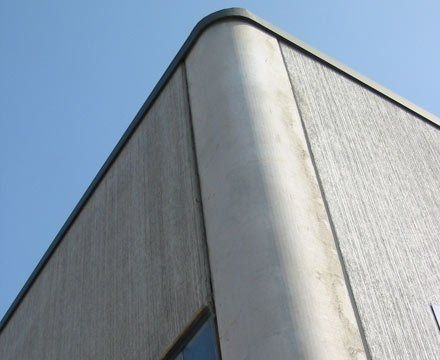 Panel curtain wall / reinforced concrete / with integrated insulation NICO VELO S.p.A.
