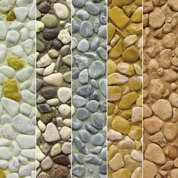 marble cladding / granite / textured / panel