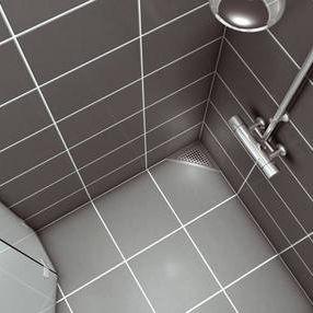 square shower base / extruded polystyrene