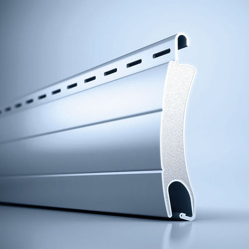 roller shutter / louvre / aluminum / window