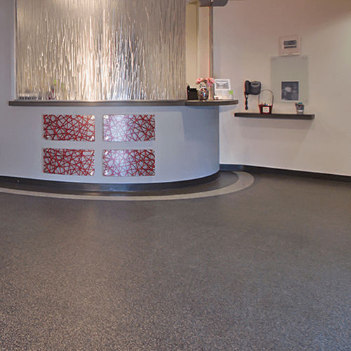 roll resilient underlay / recycled rubber / wood flooring