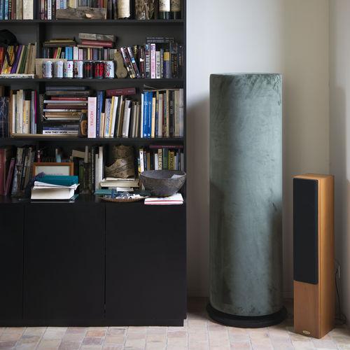 contemporary screen / fabric / commercial / portable