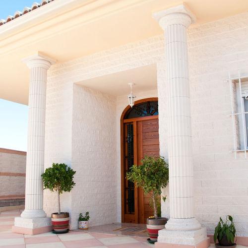Concrete column / prefab / decorative VENUS Verniprens